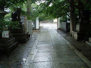 雨の天満宮.JPG